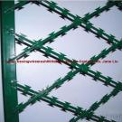 PVC Coated Welded Razor Wire Fence