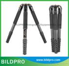 BILDPRO Professional Heavy Duty Photographic Equipments Carbon Fiber Material Digital Camera Tripod