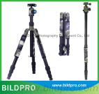 Hot Sell OEM Professional Flexible Camera Tripod Aluminum Alloy Tripod Monopod