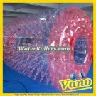 Water Roller Inflatable Wheel Roller Bubble Water Walker Zorbing Roll Ball Vano Inflatables