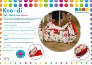 Koo-di  Blossom Changing Bag