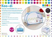 Koo-di  Pop Up Bubble Cot