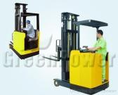 Electric Reach Trucks
