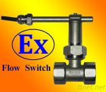 GE-316  Paddle Flow Switches (Explosion Proof)