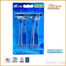 Triple Blade Razor, Cheap Price With Classical Design Handle