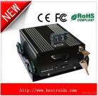 Newest 4 Channel Car Black Box With GPS For Truck