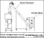 Stand Up Pouch PackagingMachine