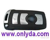 BMVV 4 Button Remote Key For 7 Series With 315Mhz And 7942 Chip
