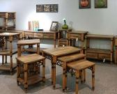 Wooden Furniture Tables Series