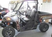 2014 Polaris RANGER XP900 EPS TITANUIM METALLIC
