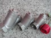 American Y Strainer Valve In China Manufecturer With Rose