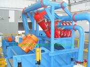 Oil Field Drilling Fluid Mud Cleaner