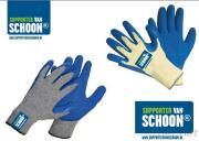 High Quality Latex Coated Work Gloves For Construction Industry