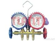 Testing Manifold Gauge Set HS-PS-B