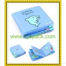 Eva Number Book With Clear Poly Bag Packing