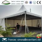 Pagoda Tents For Sale With Aluminum Structure