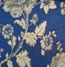 American Luxurious Sofa & Curtain Upholstery Fabric Chenille Floral Jacquard Home Decoration