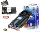 HIS AMD Radeon HD7870 HD 7870 2GB Graphics Video Card