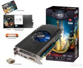 HIS AMD Radeon HD7850 HD 7850 Fan 2GB Graphics Video Card