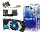 HIS AMD Radeon HD7750 HD 7750 1GB Graphics Video Card