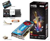 HIS AMD Radeon HD6970 HD 6970 Fan 2GB Graphics Video Card