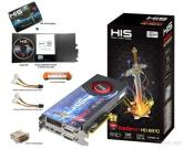 HIS AMD Radeon HD6870 HD 6870 Fan 1GB Graphics Video Card