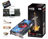 HIS AMD Radeon HD6850 HD 6850 Fan 1GB Graphics Video Card