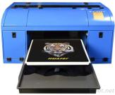 Clothes Printer DTG Direct To Garment Black White Digital Printing Machine