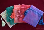 Colorful Organza Gift Bag