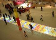 Floor Graphics Lamination Film