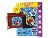Dark Fabric Transfer Paper A4 100 Sheets