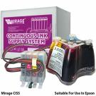 CISS (continuous ink supply system) for Epson R290