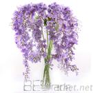 Made In China Artificial Silk Flower Wisteria For Home Decoration