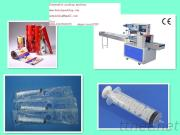 Good Quality Disposable Syringe Packaging Machine