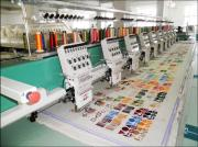 High Speed Flat Computer Embroidery Machine