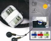 FM Radio Pedometer From WIPO Factory