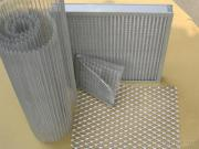 Expanded Metal Perforated Metal Mesh Expanded Metal