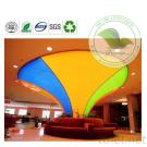 High Glossy Surface Stretch Decorated Soft PVC Ceiling Film in Rolls