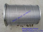 Johnson Screen, Stainless Steel Screen Tube, Water Well Screen Pipe
