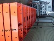 Powder Coating Steel White Column Formwork Panel