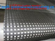 High Strength Polyester Uniaxial & Biaxial Warp-Knitting Geogrid