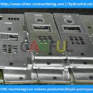 Stainless Steel Parts CNC Machining, Precision Stainless Steel Panel CNC Machining Manufacturer And Suplier In China