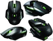 Razer Ouroboros – Wired/Wireless Ambidextrous Gaming Mouse