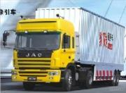 JAC Heavy Tractor/Trailer Truck