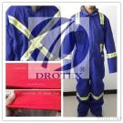 Reflective Fire Retardant Coverall For Welding