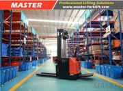 Electric Stacker, Battery Stacker, Pallet Stacker