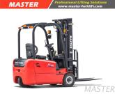 Three Wheel Electric Forklift With ITALY ZAPI Controller