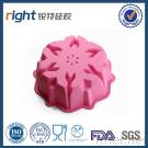 Flower Shape Cake Mold, Dongguan Right Silicone