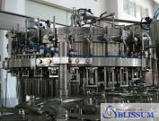 Carbonated Washing Filling Capping Machine