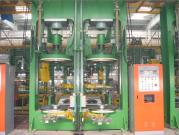 Hydraulic Double-Mould Tire Curing Press